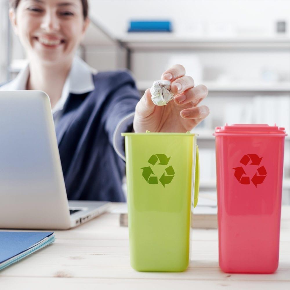 tributação sobre reciclagem